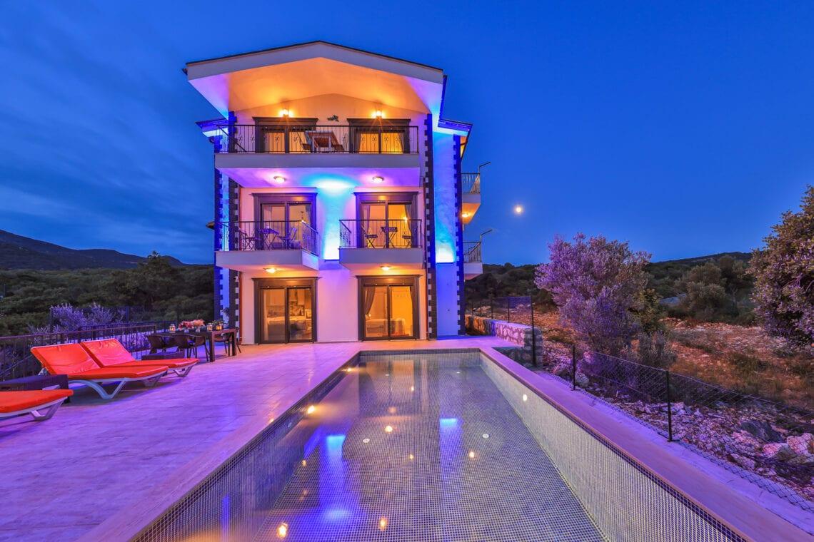 Kaş Villa Ada Beach